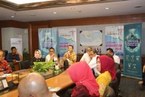 Festival Krakatau Lampung Digelar 24-28 Agustus 2016