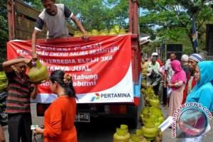 Disperindag Bogor Sidak Kelangkaan LPG 3Kg