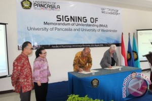 Universitas Pancasila Kerja Sama Dengan University Westminster