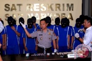 Jaringan Pengedar Narkoba Banceuy Ditangkap