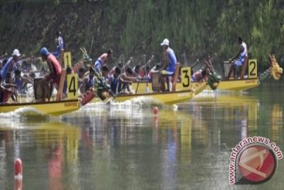 Jabar Kembali Sabet Dua Emas Perahu Naga