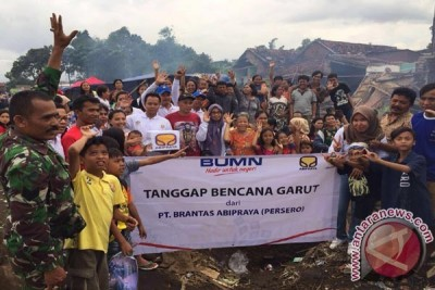 Abipraya Kirimkan 1.000 Logistik Bantu Warga Garut