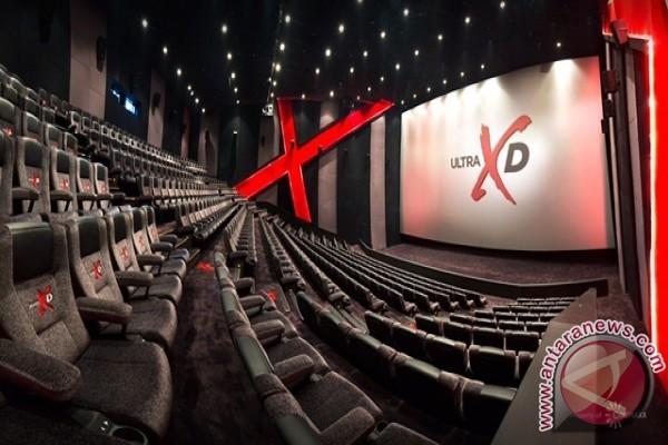 Kini ada kompleks bioskop pertama di Arab Saudi