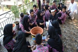 Bupati Purwakarta Imbau Pelajar Biasakan Jalan Kaki