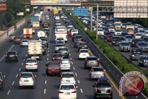 Kendaraan Jakarta-Cikampek Meningkat Jelang Nyepi