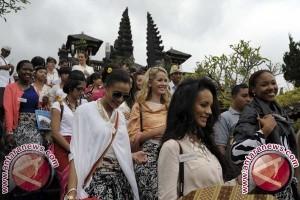 Bali Datangkan 122.455 Wisatawan Mancanegara