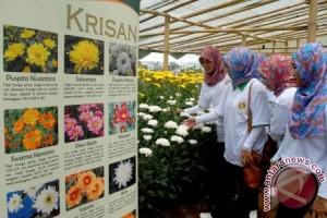 24 Juli Dicanangkan Sebagai Hari Florikultura Indonesia
