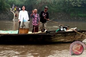 Awas, Ketinggian Air Sungai Bengawan Solo Siaga II
