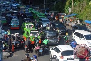 Kepadatan Lalu Lintas Kota Bogor