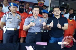 Pembeli Motor Bodong Diancam Lima Tahun Penjara