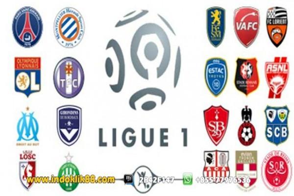 Liga Prancis, Monaco Dan Nice Masih Di Papan Atas