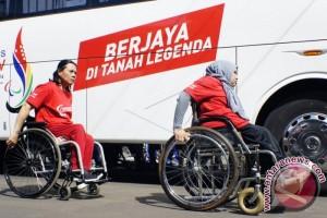Peparnas XV Jawa Barat Akan Dibuka Sabtu Sore