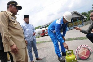 Penjual Elpiji Dioplos Air Depok Ditangkap