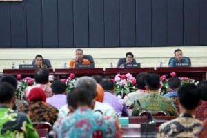 Rakor Sekda Provinsi Lampung Mantapkan Pembangunan Semua Sektor