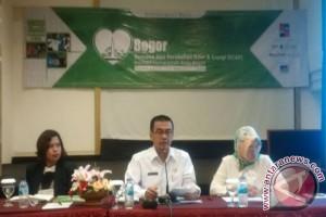 Pemkot Bogor Susun Rencana Kota Ramah Lingkungan-Iklim