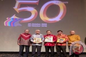 Peluncuran Buku 50 Tahun Universitas Pancasila
