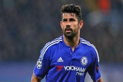 Ini Kata Antonio Conte Soal Nasib Penyerang Chelsea Diego Costa