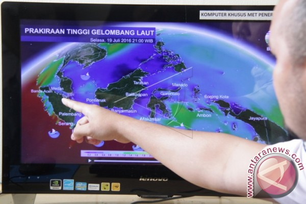 Krui Kabupaten Pesisir Barat Lampung Diguncang Gempa Bumi