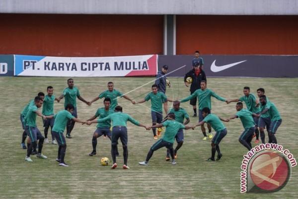 Timnas Indonesia Siap Hadapi Lima Laga Sea Games 2017