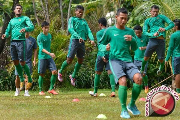 Ini keinginan Presiden Joko Widodo kepada atlet sepak bola Tanah Air