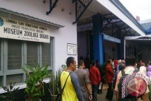 Museum Zoologicum Bogoriense Berusia 122 Tahun