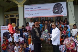 Zakat Sukses Salurkan Bantuan Korban Banjir Garut