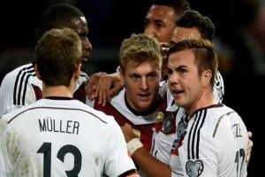 Jerman Peringkat Satu FIFA Menggeser Brazil
