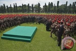 Presiden Jokowi & Kopassus