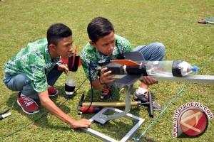 Dua Siswa Indonesia Juarai Kompetisi Roket Air Asia-Pasifik