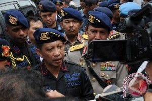 Vigilance to Prevent Terrorist Threat during Christmas and New Year Celebration