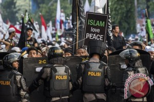 Mobilisasi Massa Menuju Jakarta Dilarang