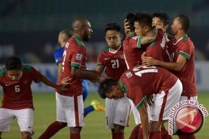 Timnas Indonesia Naik Empat Peringkat FIFA