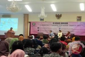 Akademisi :  'Community Based Tourism' Dongkrak Ekonomi Warga