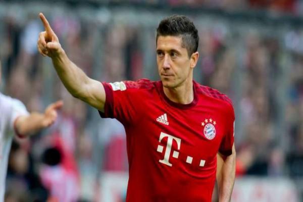 Robert Lewandowski Sudah Cetak 11 Gol Liga Jerman