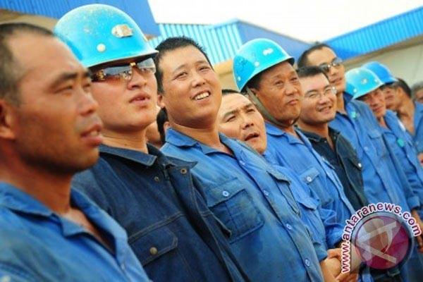 Rakyat China dominasi tenaga kerja asing di Sukabumi
