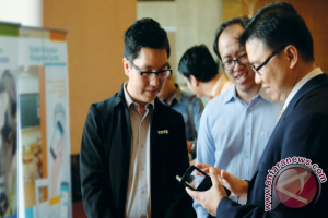 "Teknologi ""Wmotion"" Sasar Lima Pasar Industri Indonesia"