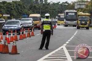 Jumat ada penutupan dan pengalihan jalan Bogor