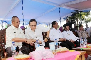 Upacara HUT Ke-53 Provinsi Lampung Tahun 2017