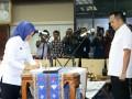 Pelantikan Pejabat Pemprov Lampung