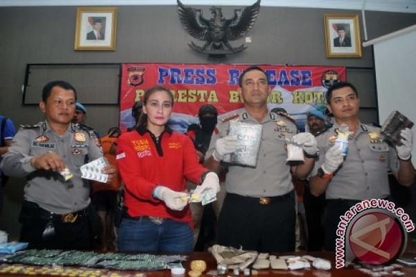 Jaringan Narkoba Spesialis Gorila Di Bogor Ditangkap