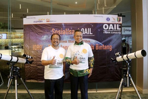 Lampung Akan Punya Observatorium Kedua Untuk Indonesia