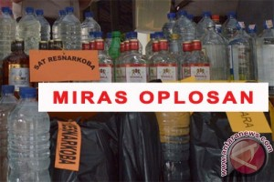 Methanol Dalam Miras Oplosan Bunuh Warga Yogyakarta