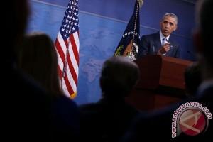 Obama Sentil Trump Dalam Pidato Perpisahan