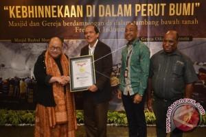 Chappy Hakim Mundur Sebagai Presdir Freeport