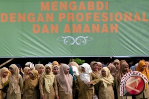 PNS Pemkot Sukabumi Dilarang Tambah Cuti Tahunan