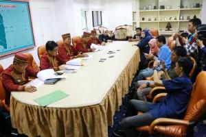 Pemprov Lampung Mengevaluasi APBD 15 Kabupaten/Kota