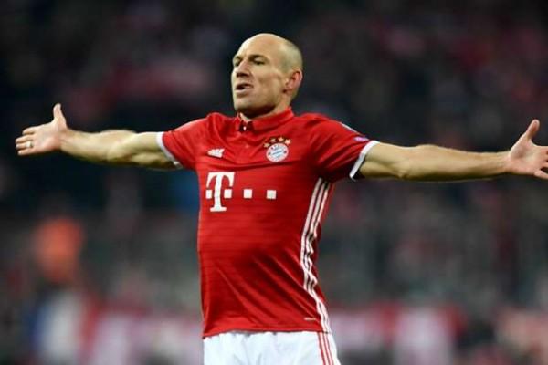 Bayern Munich Menghancurkan Arsenal 5-1