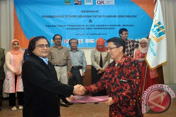 ALFED Lantik Empat Pengda Korda Jawa Barat
