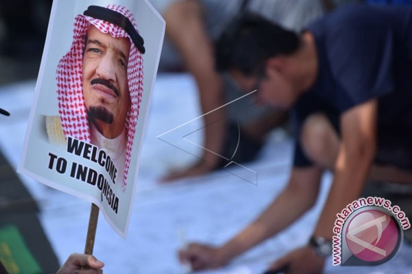 King Salman to Meet Indonesia's Islamic Organizations