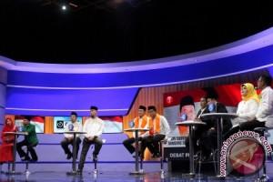KPU Kabupaten Bekasi Gelar Debat Kandidat Pasangan Calon Bupati